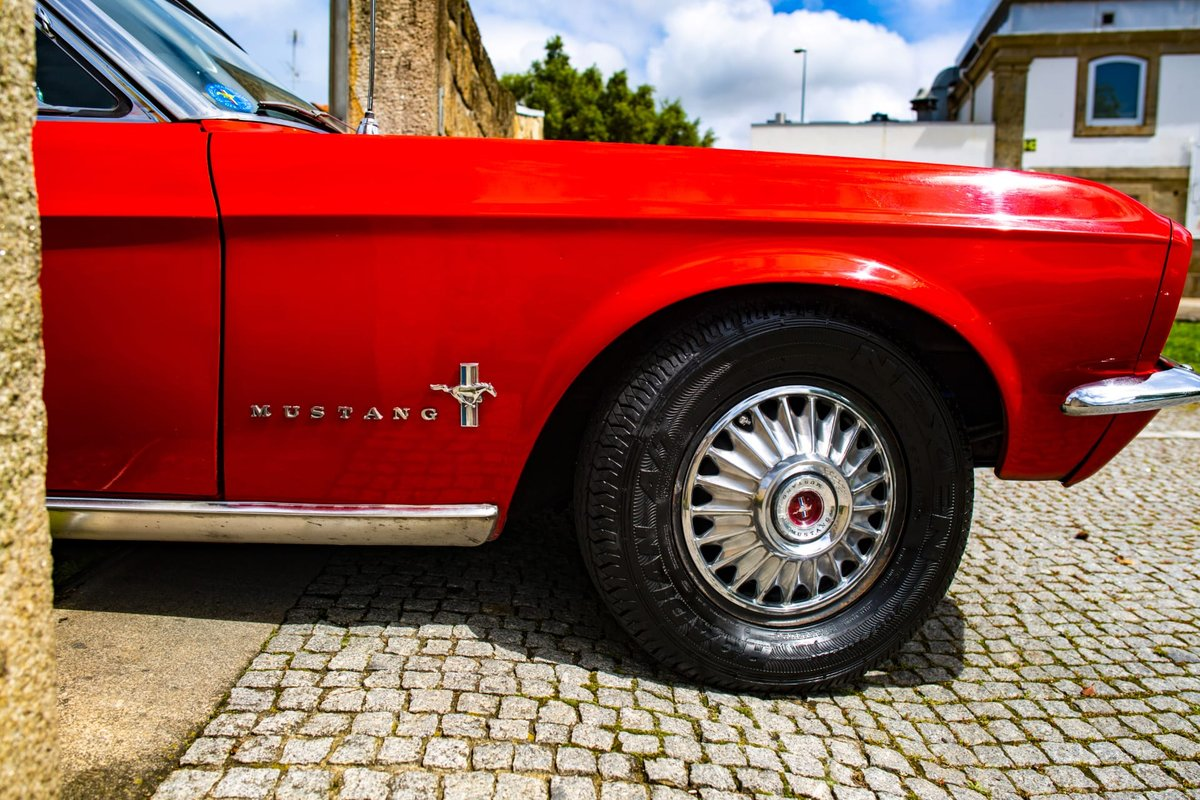 Ford Mustang Cabrio 1967 For Sale (picture 1 of 6)