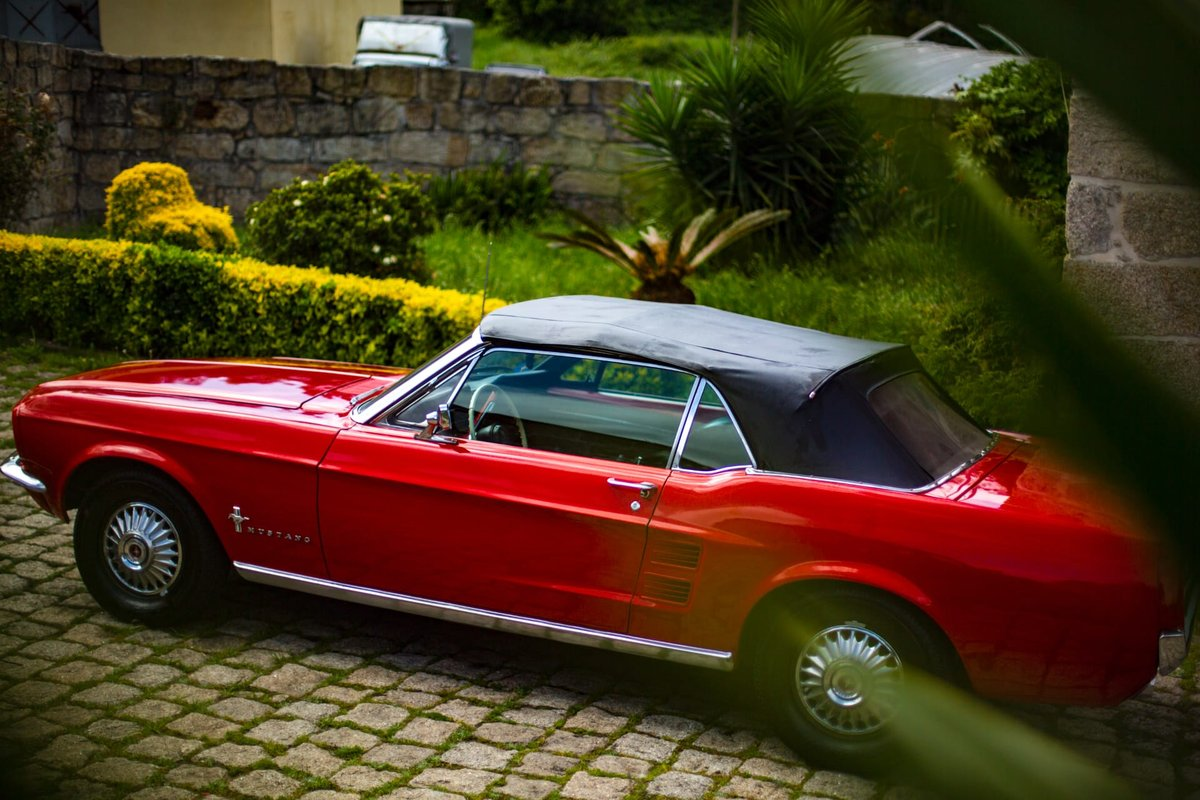 Ford Mustang Cabrio 1967 For Sale (picture 2 of 6)