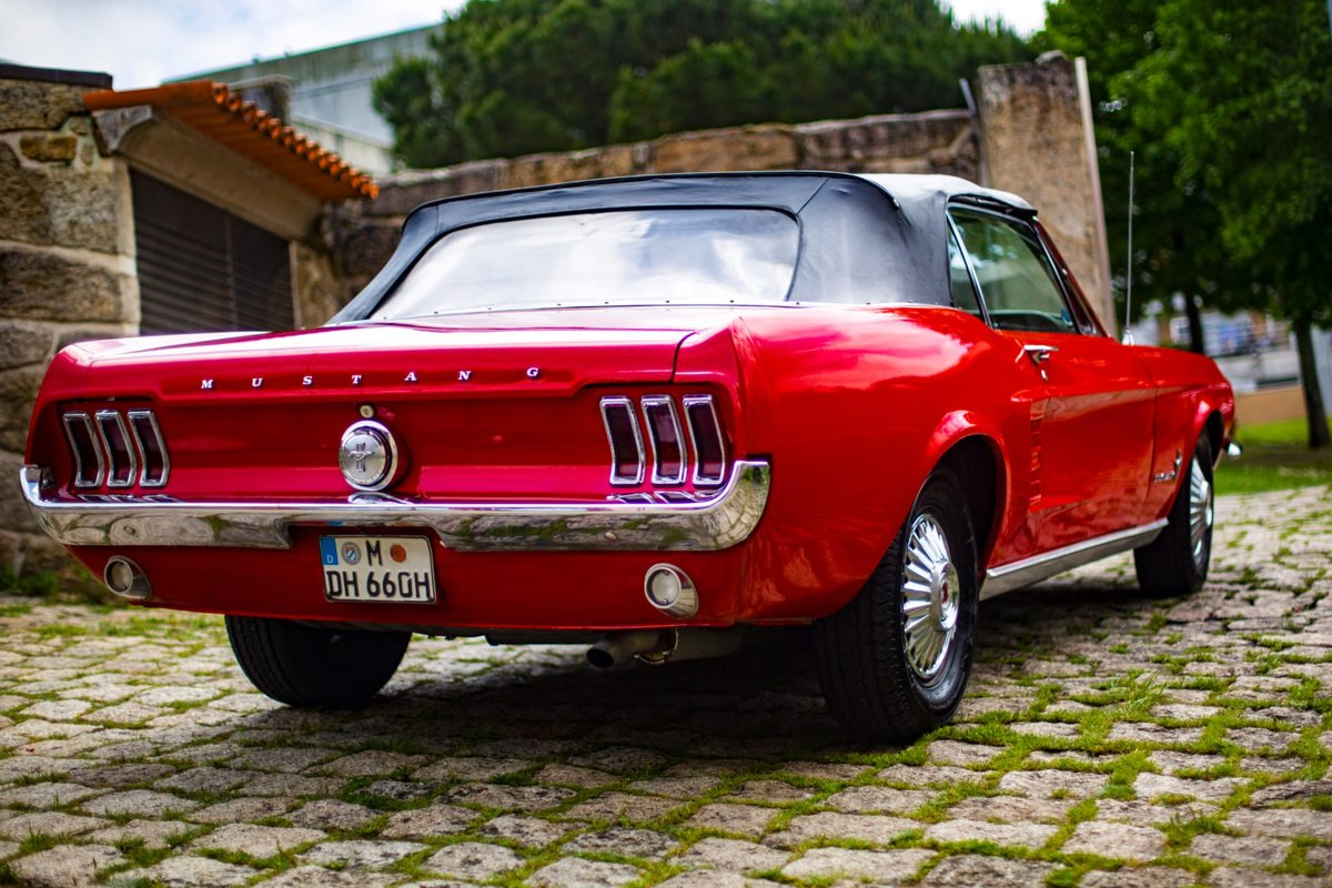 Ford Mustang Cabrio 1967 For Sale (picture 3 of 6)