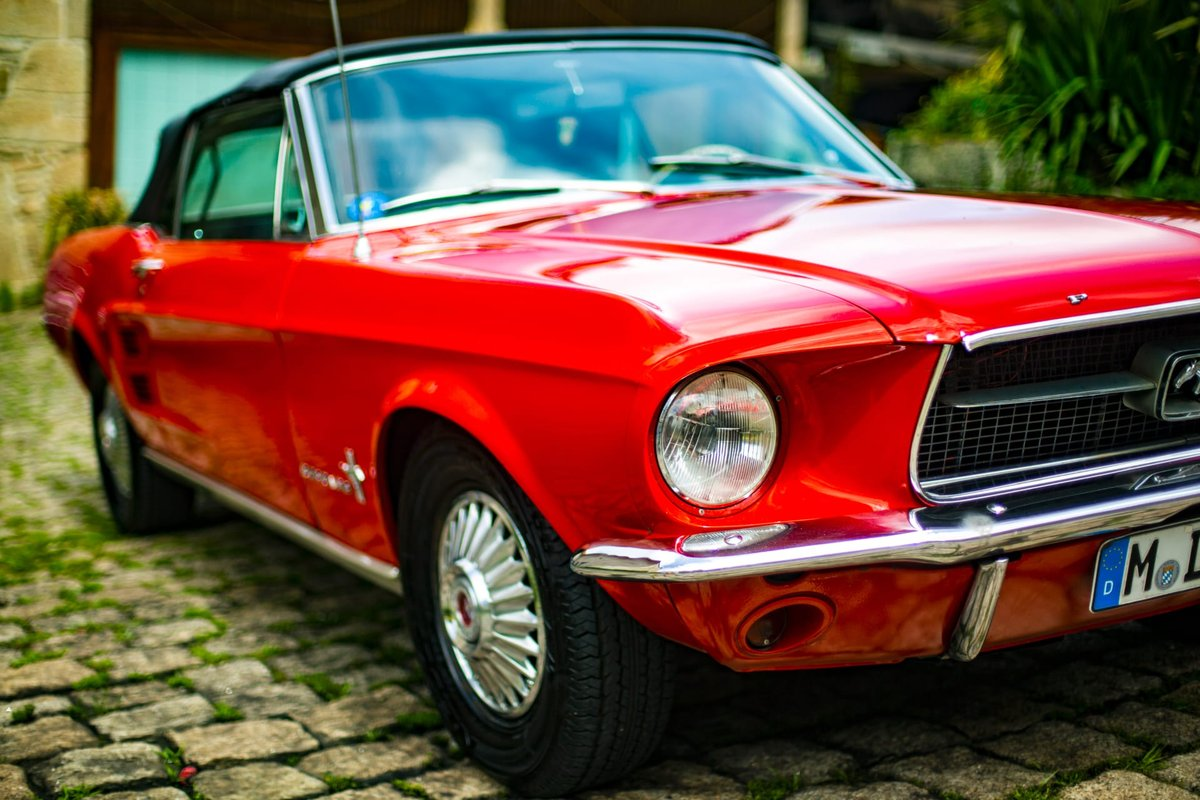 Ford Mustang Cabrio 1967 For Sale (picture 4 of 6)
