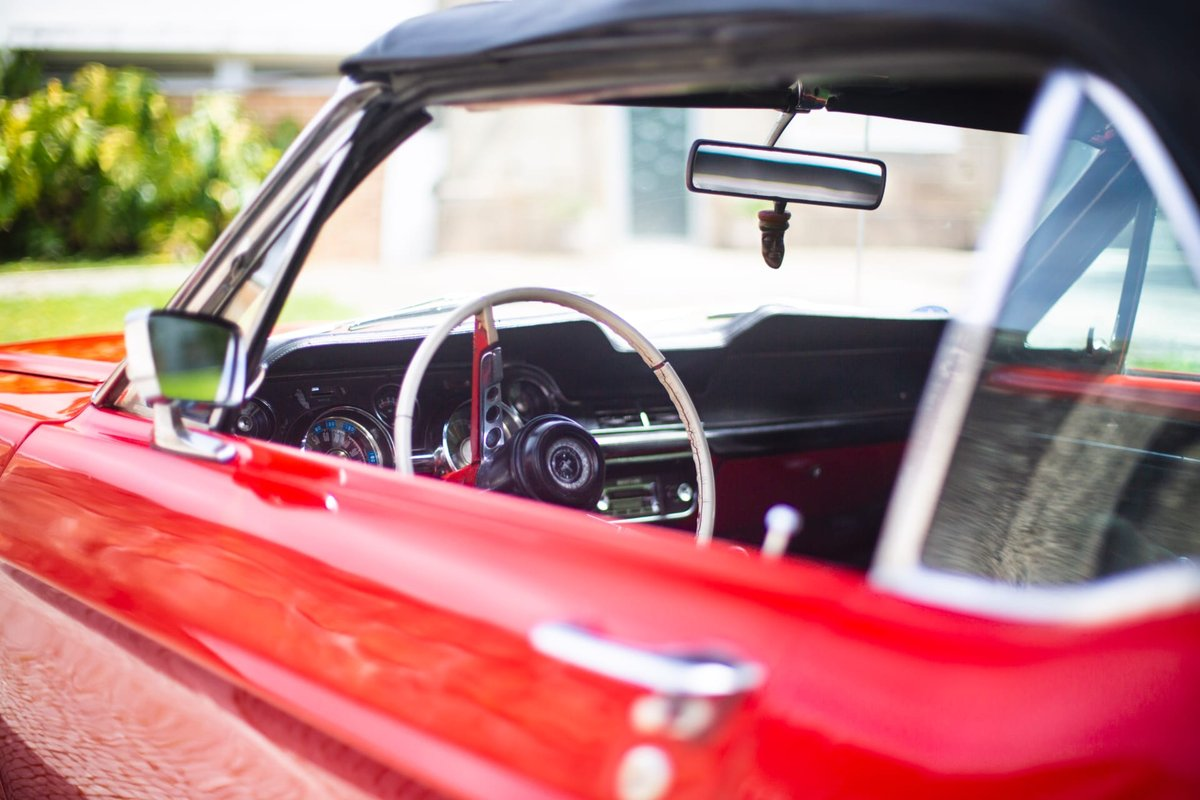 Ford Mustang Cabrio 1967 For Sale (picture 5 of 6)