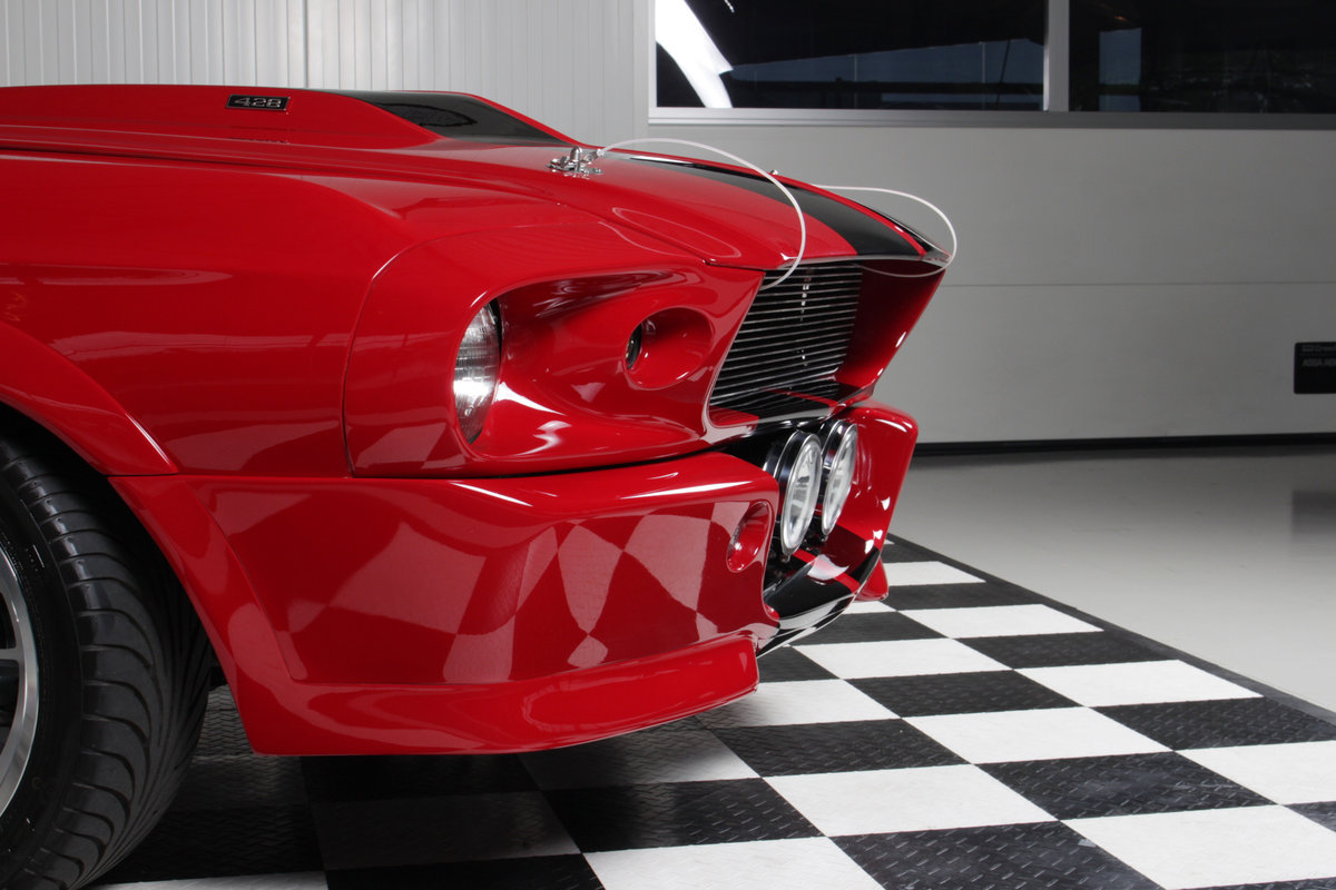 1967 Eleanor GT500E Supersnake 4 speed ! For Sale (picture 5 of 6)