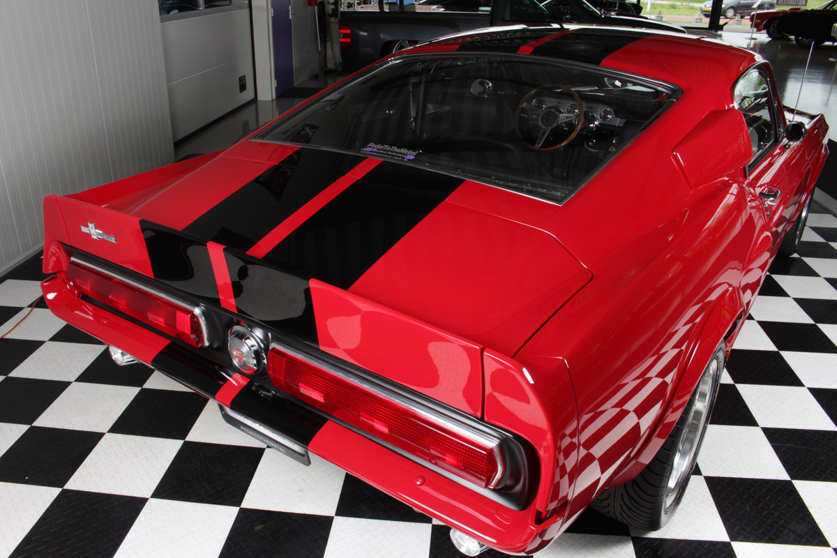 1967 Eleanor GT500E Supersnake 4 speed ! For Sale | Car And