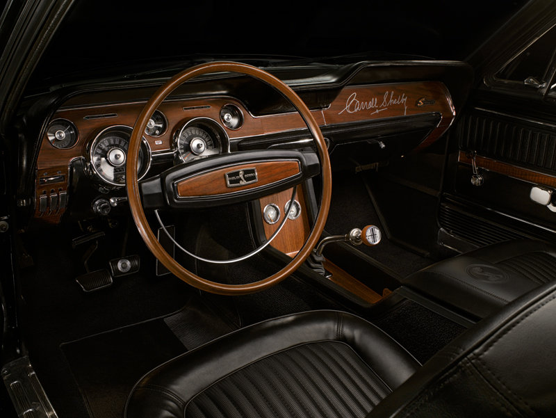1968 The Shelby Black Hornet For Sale (picture 6 of 6)