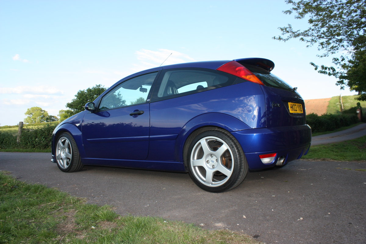 2003 Ford Focus Rs mk1 Phase 2 For Sale (picture 2 of 6)