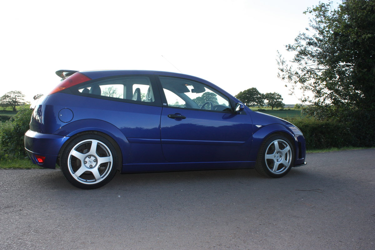 2003 Ford Focus Rs mk1 Phase 2 For Sale (picture 3 of 6)
