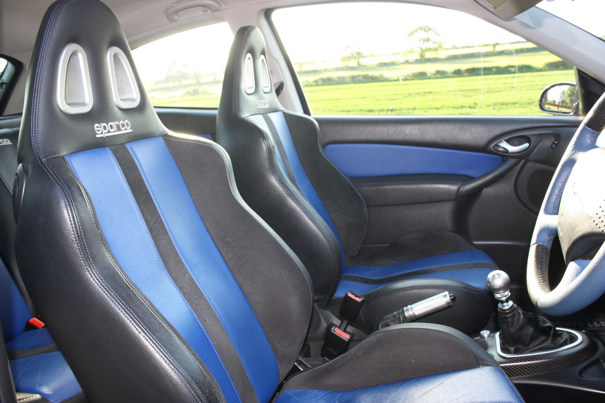 2003 Ford Focus Rs mk1 Phase 2 For Sale (picture 5 of 6)