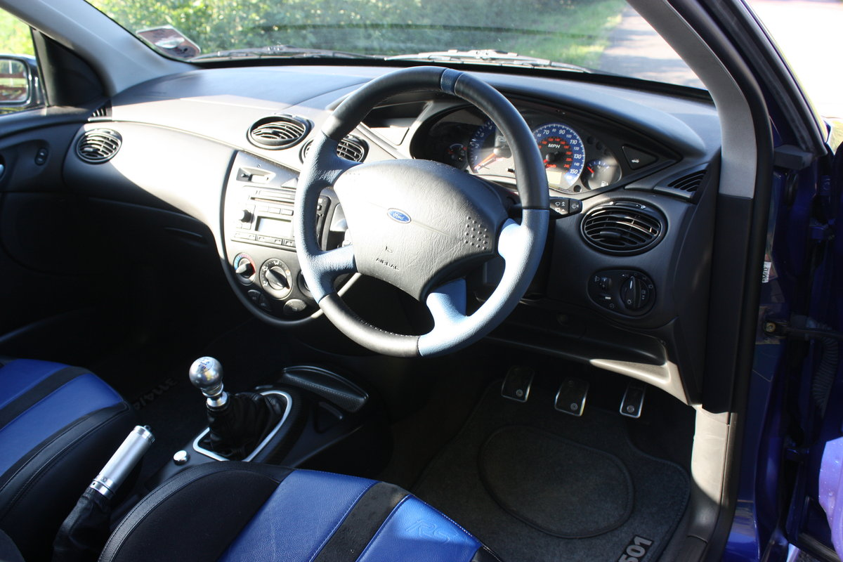 2003 Ford Focus Rs mk1 Phase 2 For Sale (picture 6 of 6)