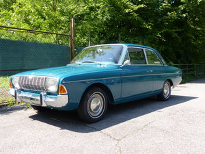 1967 Rarity: Ford Taunus 17m  For Sale