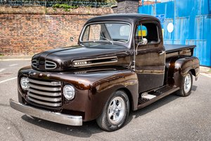 Stunning 1947 Ford F100 / F47 Pick Up Truck Very R For Sale