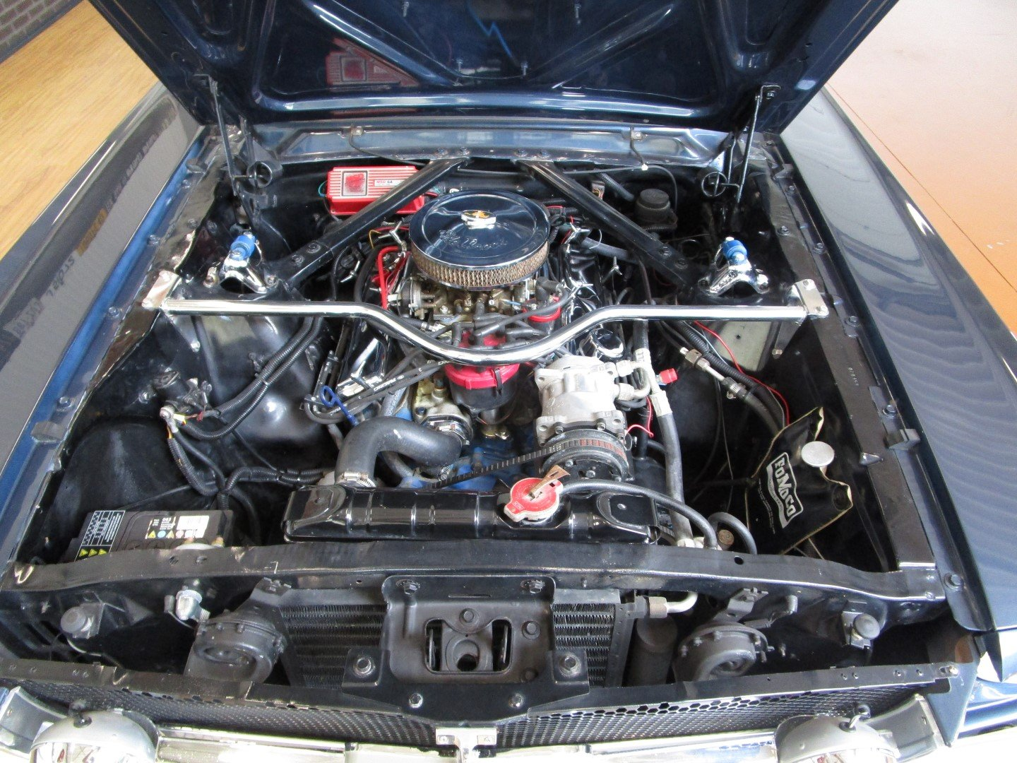 1965 Ford Mustang 289 V8 Fastback 2+2 For Sale (picture 6 of 6)