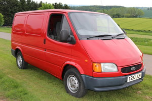 1999 Ford Transit van SWB Smiley classic commercial diesel