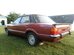 1978 Ford Cortina Mk4 2.3 Ghia for sale For Sale