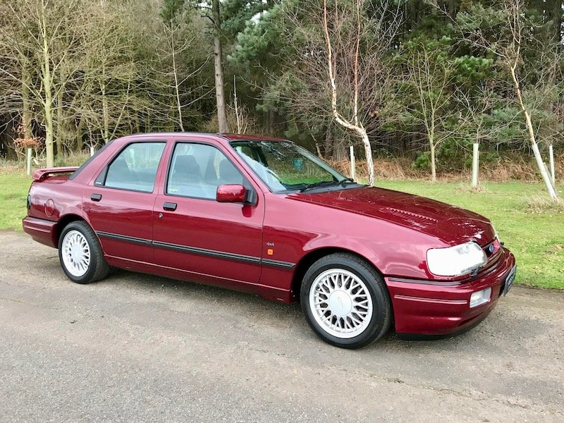 1992 '92 Ford Sierra Sapphire RS Cosworth 4x4 28k miles - WOW! For Sale (picture 1 of 6)