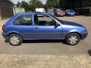 2000 Ford Fiesta 1 Family for 16 years + 37,000M