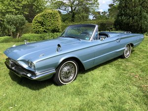 1966 Ford Thunderbird with Sports Roadster Kit