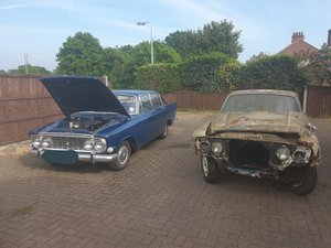1963 Ford Zodiac MK3 For Sale