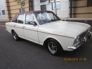 1968 1600E cortina  For Sale