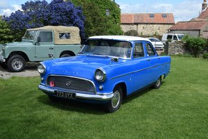 1961 FORD CONSUL 375 LOWLINE - CHEAP & CHEERFUL CRUISER! For Sale