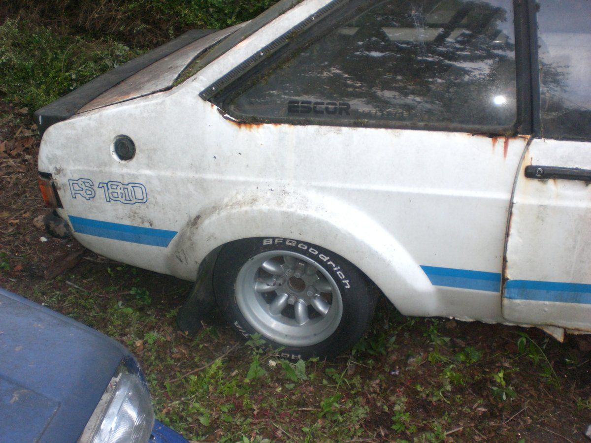 Ford Escort Mark 2 RS 1800 Replica 1979 Project  For Sale (picture 3 of 6)