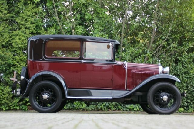 Ford Model A Tudor, 1931, 18.900,- Euro For Sale (picture 2 of 6)