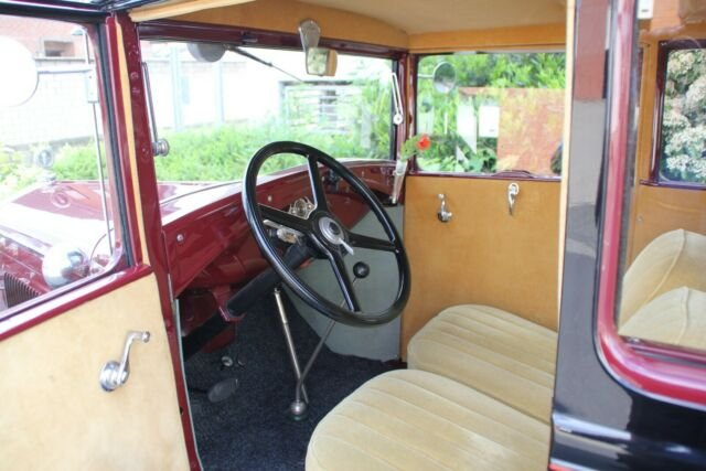 Ford Model A Tudor, 1931, 18.900,- Euro For Sale (picture 3 of 6)