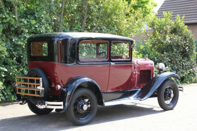 Ford Model A Tudor, 1931, 18.900,- Euro For Sale (picture 5 of 6)