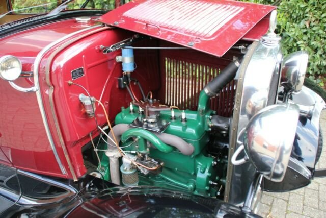Ford Model A Tudor, 1931, 18.900,- Euro For Sale (picture 6 of 6)