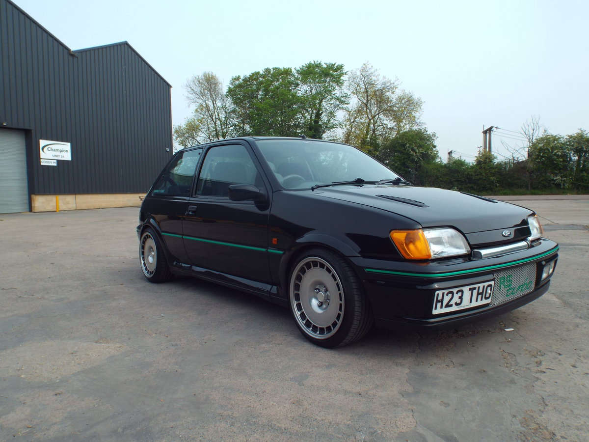 1990 ford fiesta rs turbo For Sale (picture 1 of 6)