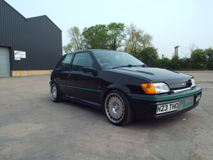 1990 ford fiesta rs turbo For Sale