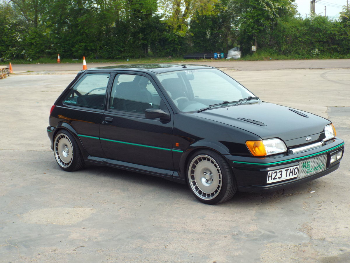 1990 ford fiesta rs turbo For Sale (picture 5 of 6)