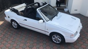 1988 Ford Escort 1.6i Cabriolet For Sale