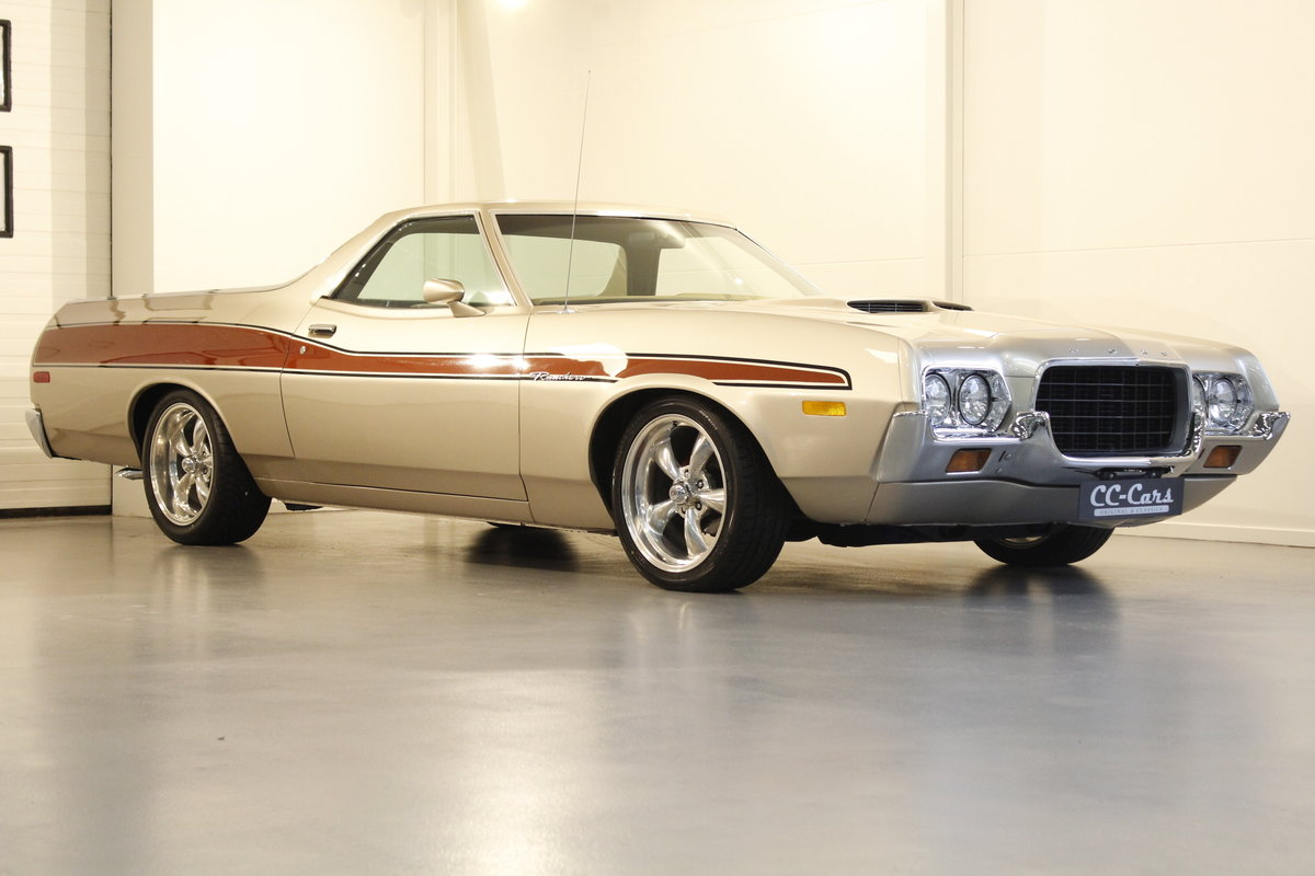 1973 Ford Ranchero 351 cui Pick-up For Sale (picture 1 of 6)