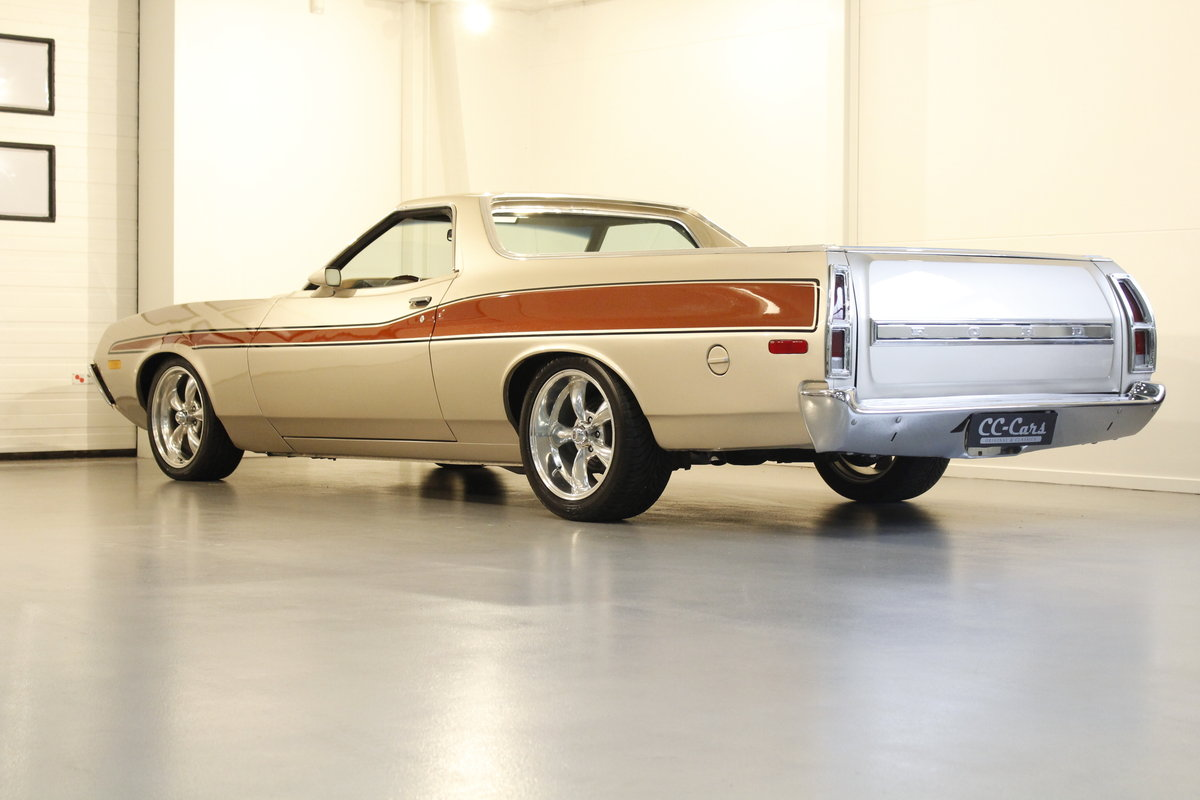 1973 Ford Ranchero 351 cui Pick-up For Sale (picture 2 of 6)