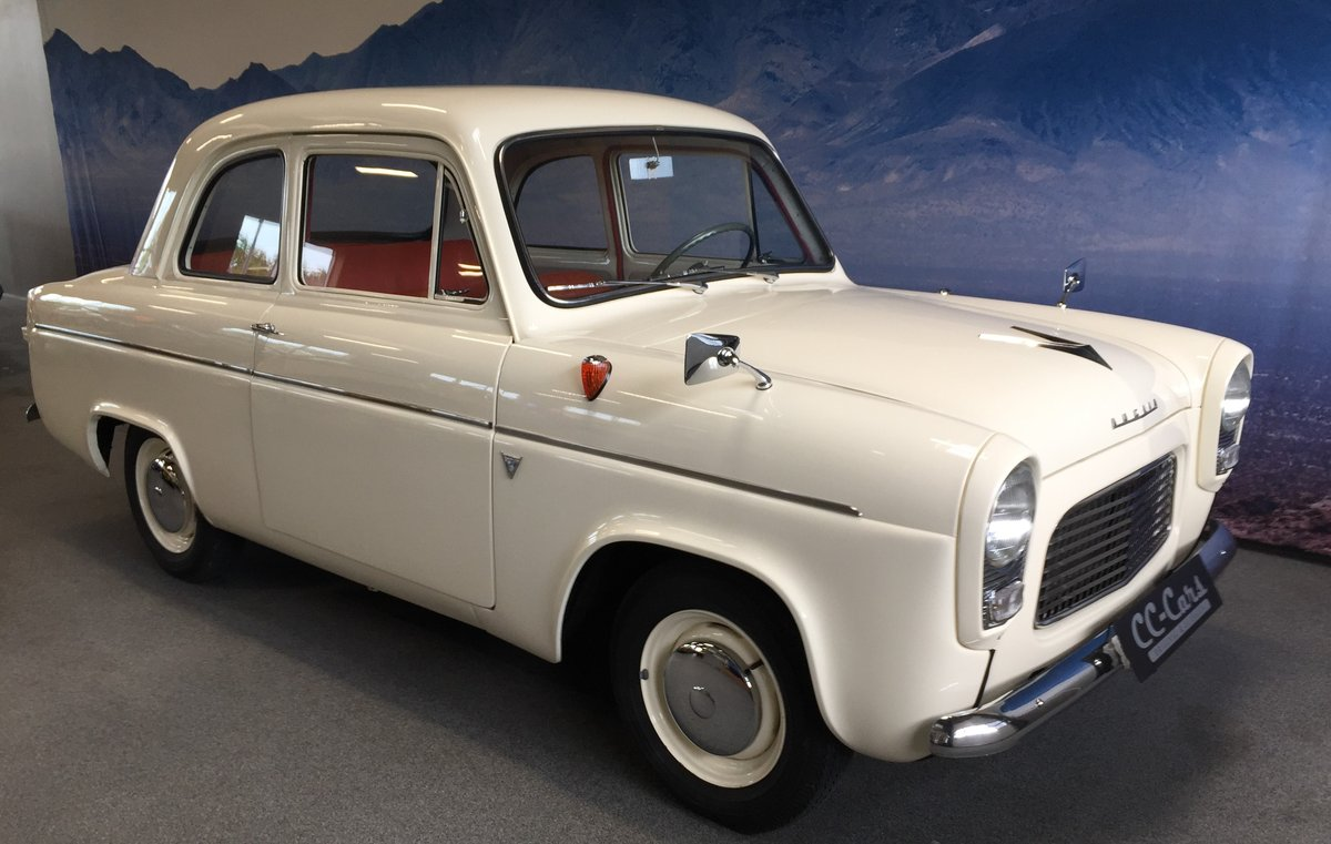 1958 Ford Anglia 1,2 SOLD (picture 1 of 6)