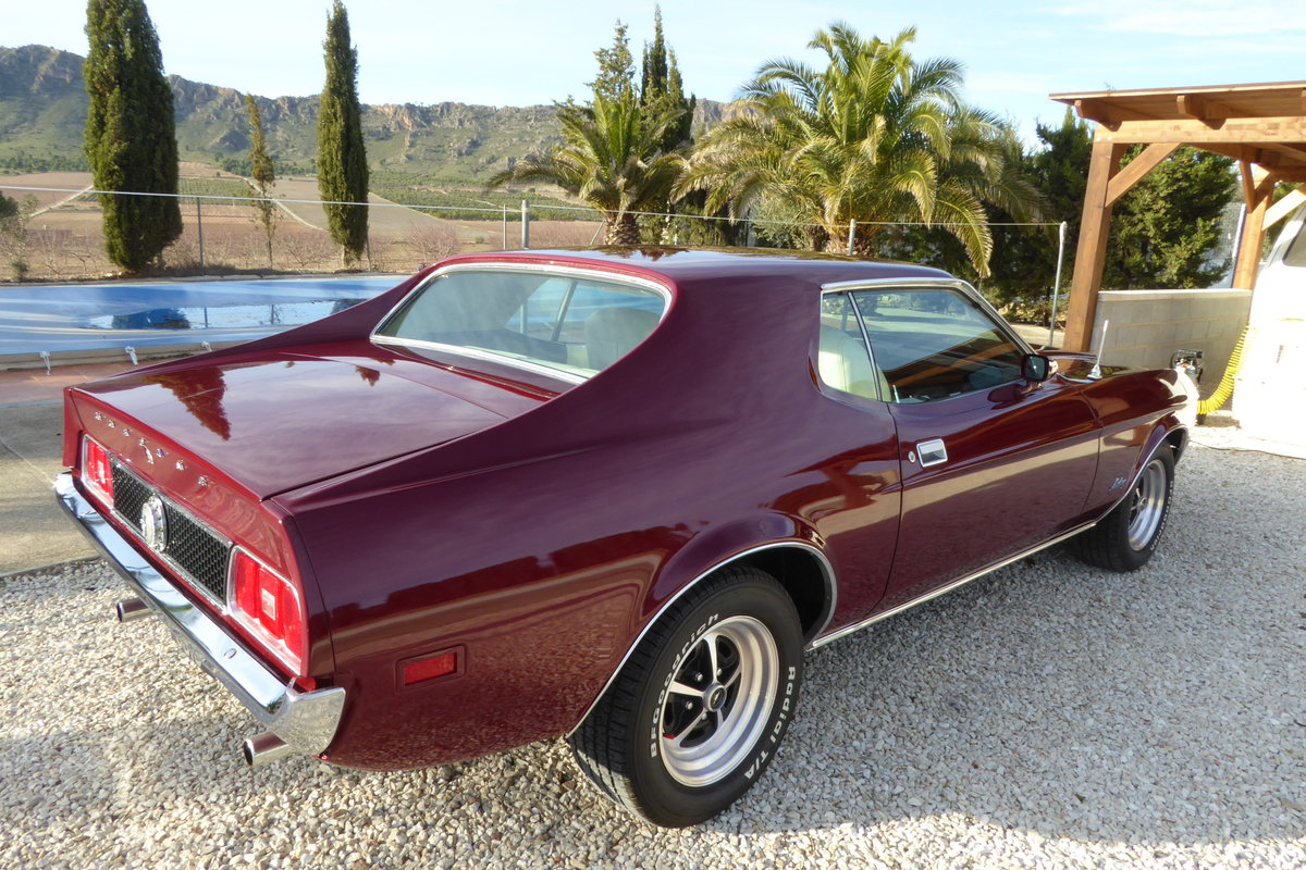 1971 mustang 351 SOLD (picture 5 of 6)