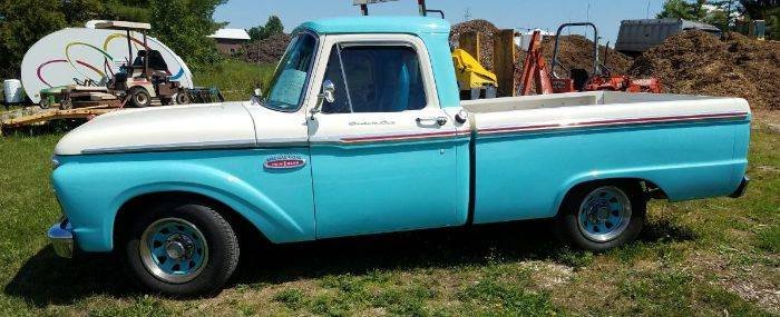 1965 Ford F-100 (Plymouth, Wi) $29,900 obo For Sale (picture 3 of 3)
