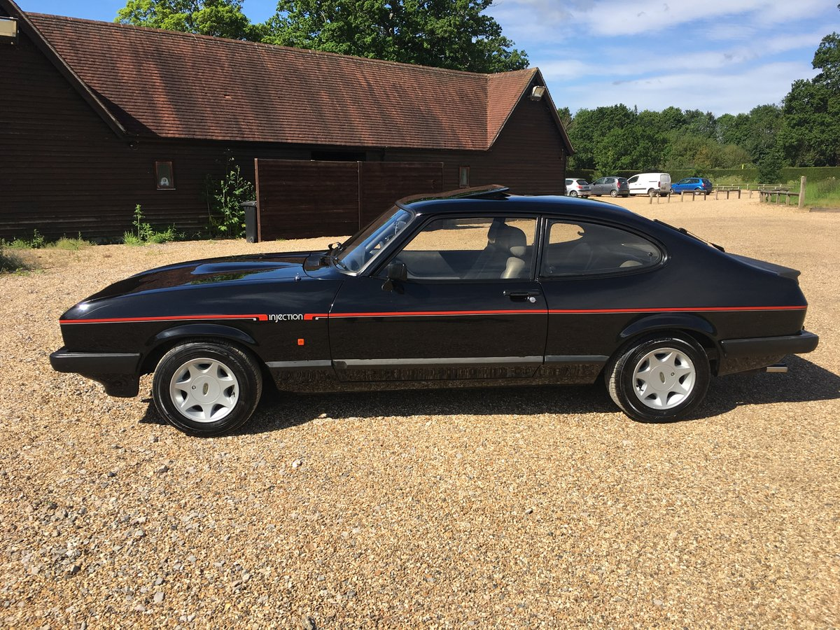 1986 STUNNING CAPRI 2.8 INJECTION SPECIAL For Sale (picture 3 of 6)