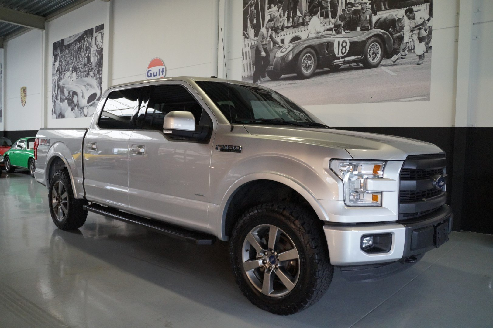 FORD USA F-150 F150 3.5 V6 Lariat 4X4 (2015) For Sale (picture 1 of 6)
