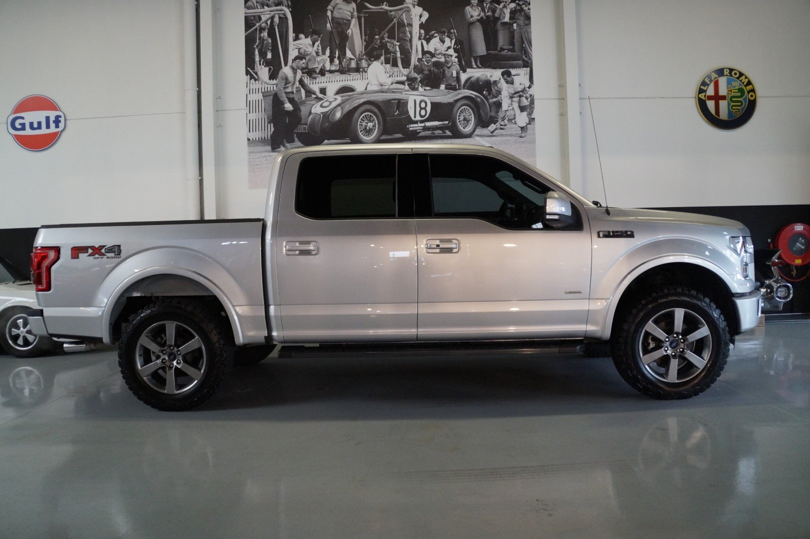 FORD USA F-150 F150 3.5 V6 Lariat 4X4 (2015) For Sale (picture 2 of 6)