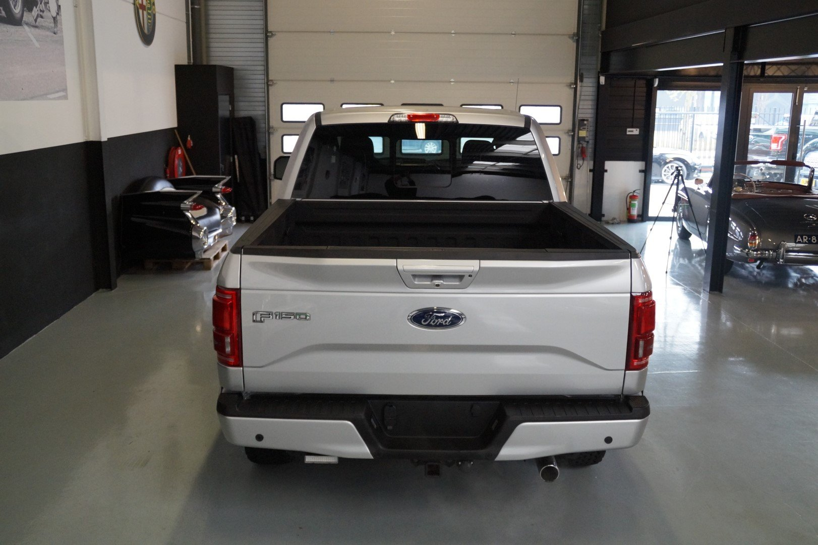 FORD USA F-150 F150 3.5 V6 Lariat 4X4 (2015) For Sale (picture 3 of 6)