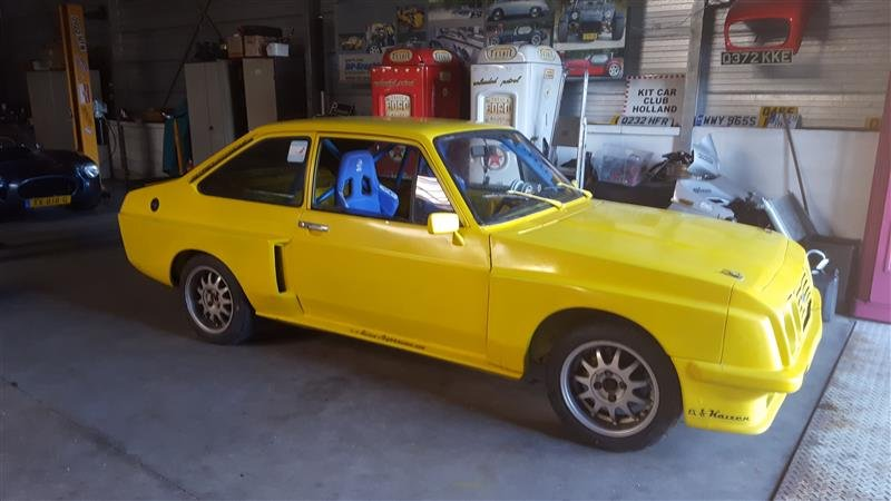 1975 NOW SOLD  escort mkii rs2000 rally SOLD SOLD (picture 1 of 6)