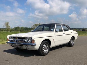 1973 Ford Cortina 2000 GXL MK III SOLD