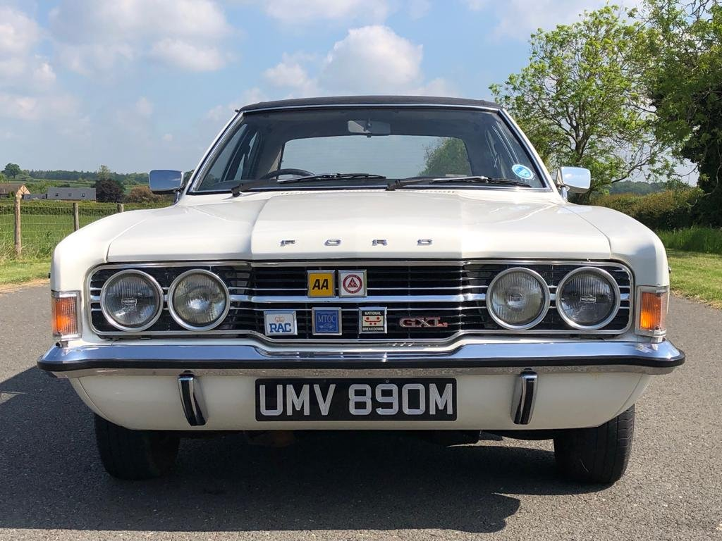 1973 Ford Cortina 2000 GXL MK III SOLD (picture 2 of 6)