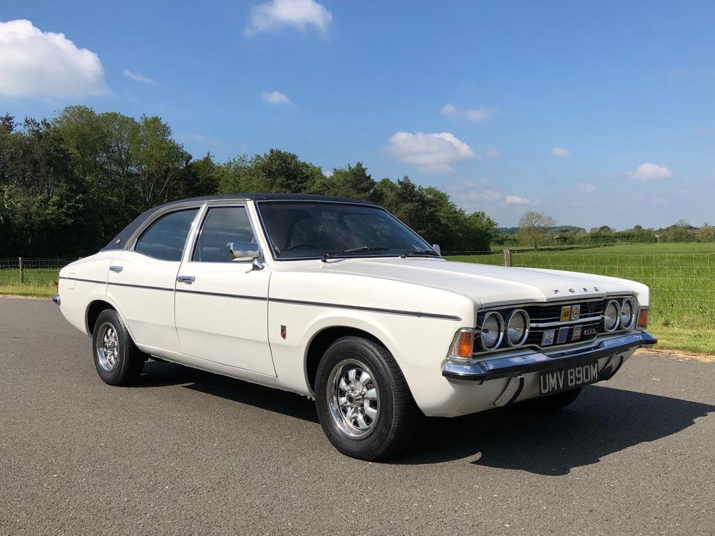 1973 Ford Cortina 2000 GXL MK III SOLD (picture 3 of 6)