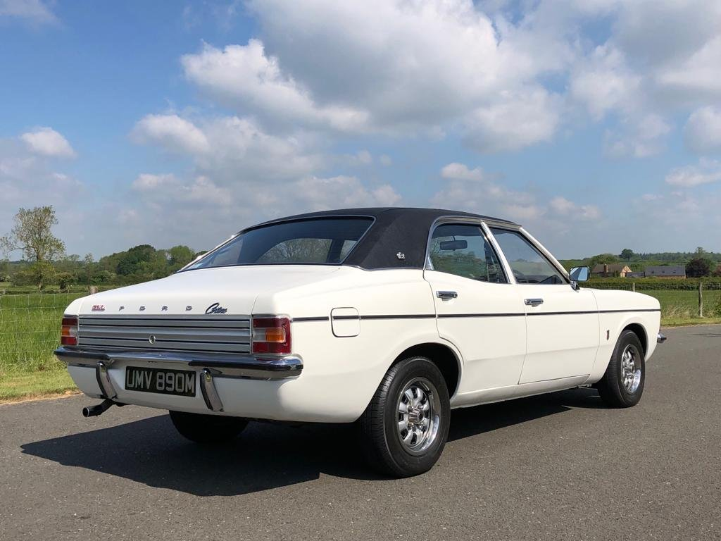 1973 Ford Cortina 2000 GXL MK III SOLD (picture 4 of 6)