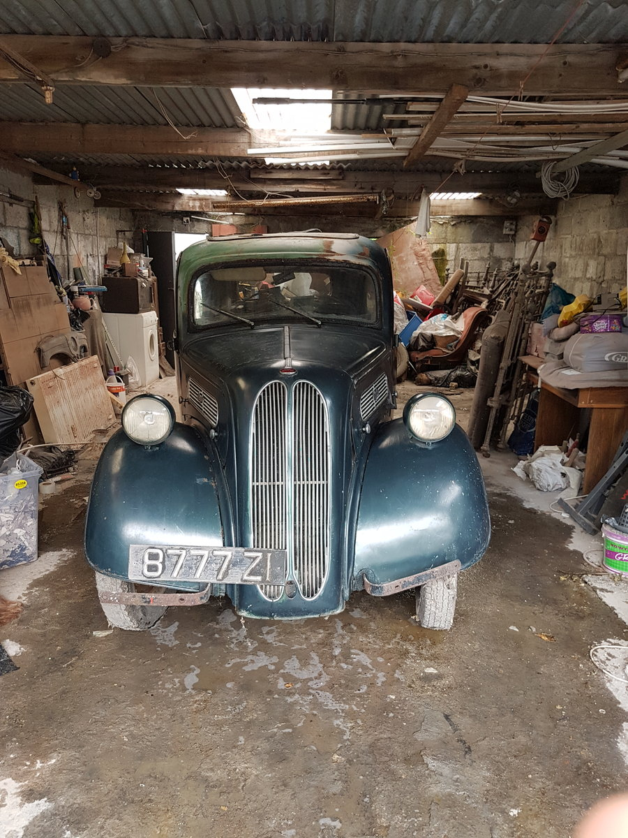 1948 Ford Anglia Popular For Sale (picture 1 of 6)