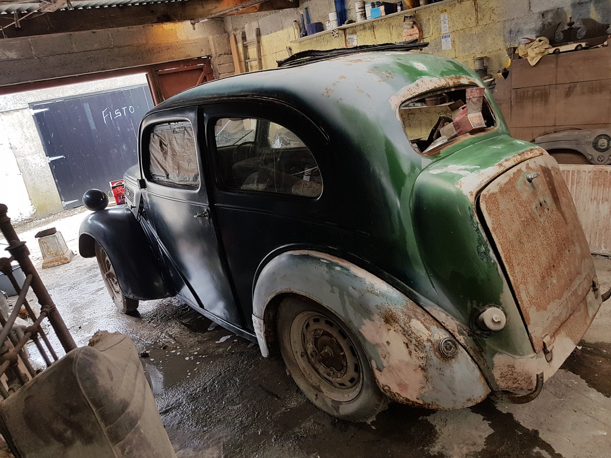 1948 Ford Anglia Popular For Sale (picture 2 of 6)