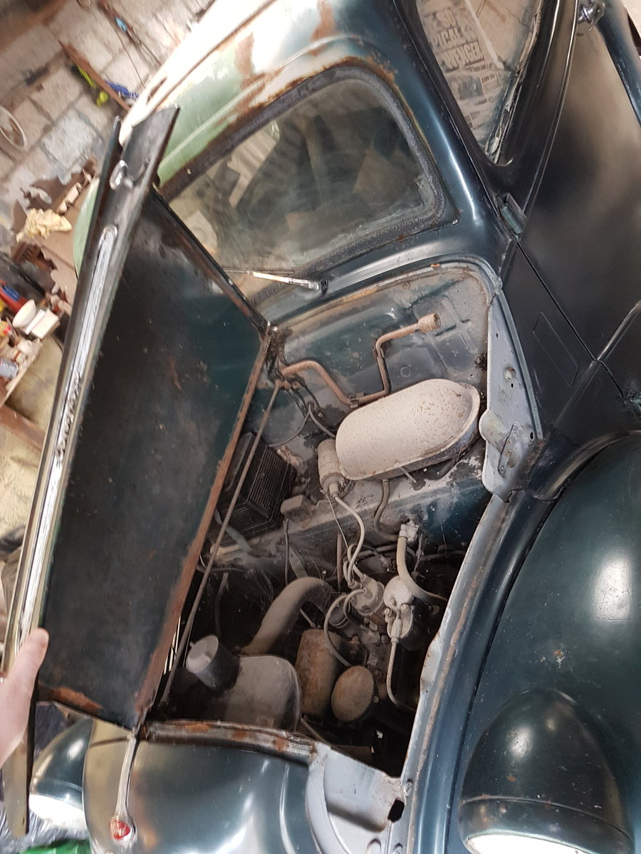 1948 Ford Anglia Popular For Sale (picture 3 of 6)