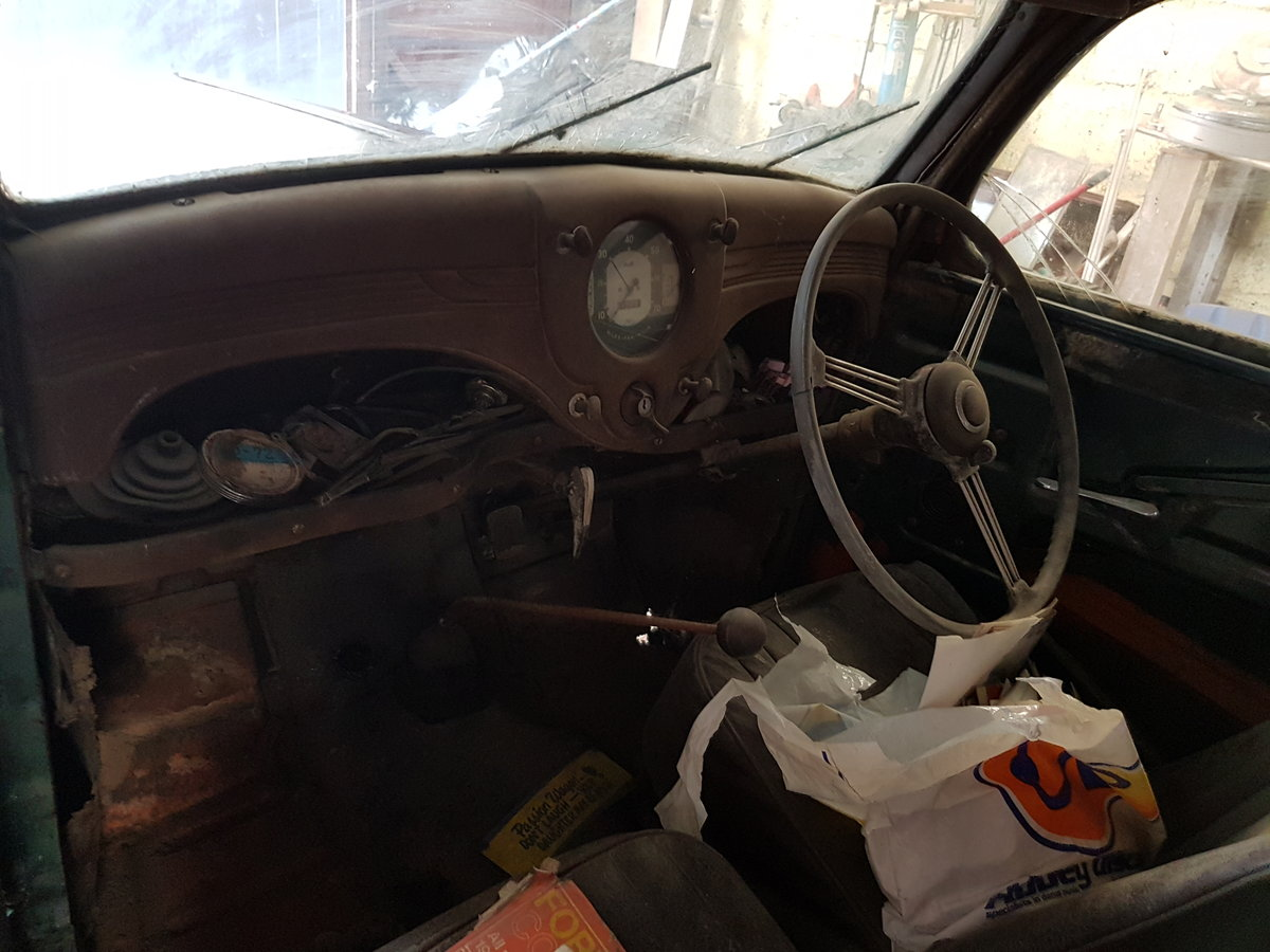 1948 Ford Anglia Popular For Sale (picture 5 of 6)